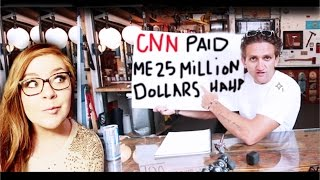 Download Casey Neistat: CNN's Newest Employee Video