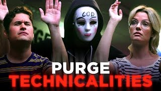 Download Um, We Have A Few Questions About the Purge (CH Does the Purge) Video