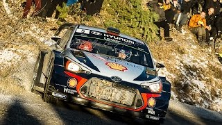Download - Monte Carlo 2017 Day 3 WRC - Checkpoint Rallye - Video