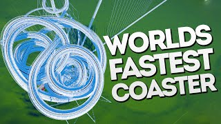 Download THE FASTEST COASTER EVER!! Planet Coaster Gameplay Video