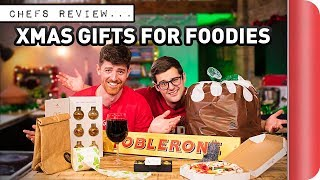 Download Chefs Review Christmas Gifts for Foodies Video