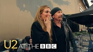 Download Go backstage with U2 on their colossal Joshua Tree tour in Brazil (U2 At The BBC) Video