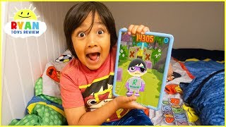 Download Tag with Ryan In Real Life Challenge and gameplay fun kids games!!! Video