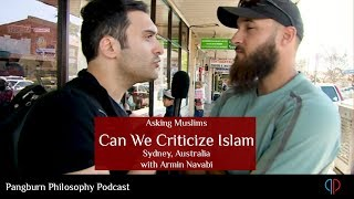 Download Asking Muslims If We Can Criticize Islam - Sydney, Australia with Armin Navabi Video