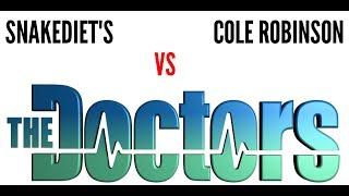 Download Snake Diet VS The Doctors! Video
