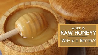 Download What is Raw Honey and Why is It Better Than Pasteurized? Video