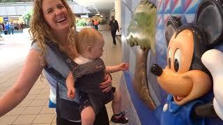 Download Walt Disney World Vacation May 2018: Day 1 - Traveling & Magic Kingdom (Episode 225) Video