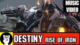 Download Destiny Year 3 Rock Rap | TEAMHEADKICK ″Guardians Will Rise″ Video