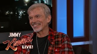 Download Billy Bob Thornton on Sling Blade, Goliath & Taking Pics with Fans Video