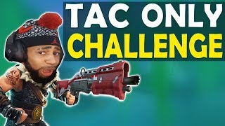 Download TACTICAL SHOTGUN ONLY CHALLENGE | DAEQUAN GOT BARS | HIGH KILL FUNNY GAME - (Fortnite Battle Royale) Video