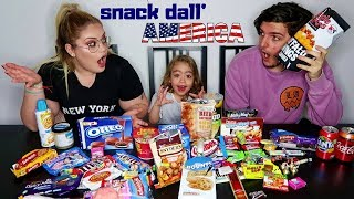 Download ASSAGGIAMO SNACK AMERICANI / PT 1 Video