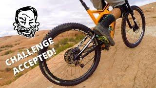 Download Clips Vs. Flats on Slickrock's Toughest Climb Video