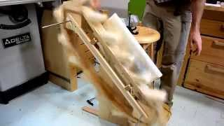 Download Building the slinky machine Video