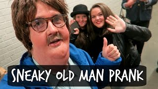 Download SNEAKY OLD MAN PRANK! Video