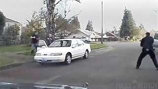 Download Dashcam Video Of Seattle Police Shooting Armed Man In Wedgwood Video