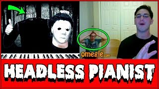 Download Headless Michael Myers Plays Piano on Omegle Prank!! Video