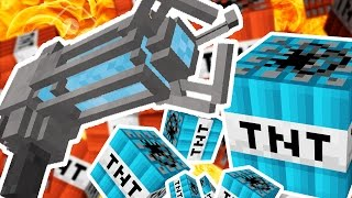 Download EPIC TNT WARS WITH GRAVITY GUNS MOD - MODDED Minigame Video