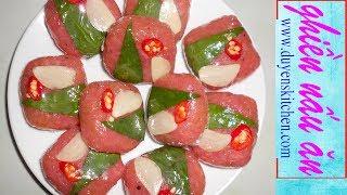 Download Cách Làm NEM CHUA CHAY Vỏ Bưởi By Duyen's Kitchen   Ghiền Nấu Ăn Video