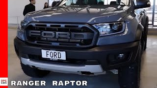 Download 2019 Ford Ranger Raptor Walkaround Video