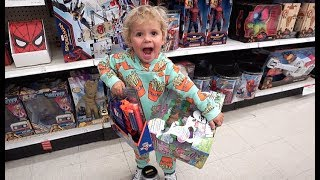 Download 3 Year Old Tydus TOY REVIEWER!! Video