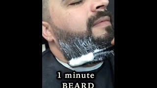 Download BEARD STRAIGHTENING FOR MEN | CURLY TO STRAIGHT STRAIGHTENING | BEARD TRIM | DUBAI 217 Video