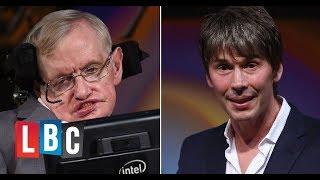 Download Professor Brian Cox's Beautiful Tribute To Stephen Hawking Video