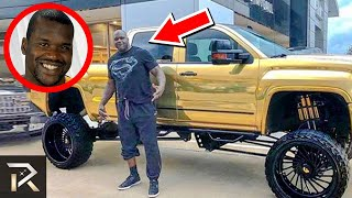 Download This Is How Shaquille O'Neal Spends His Millions Video
