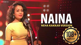 Download Naina - Neha Kakkar Version | Dangal | Specials by Zee Music Co. Video