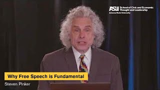 Download ″Why Free Speech is Fundamental,″ with Steven Pinker Video