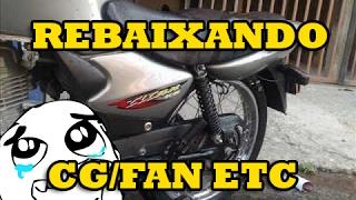 Download 🔴 JOTA TUBE- REBAIXANDO TITAN TODAS - CG/FAN - MANTER ORIGINALIDADE Video
