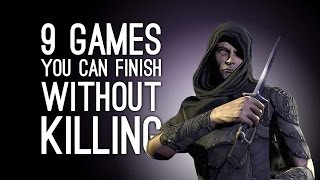 Download 9 Murdery Games You Can Finish Without Killing Anyone Video