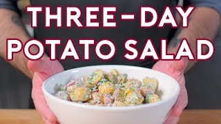 Download Binging with Babish: 3-Day Potato Salad from SpongeBob SquarePants Video