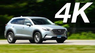 Download 4K Review: 2016 Mazda CX-9 Quick Drive   Consumer Reports Video