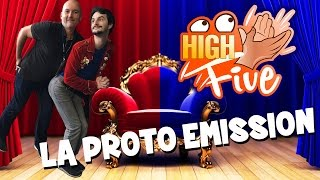 Download High Five ! - La Fermeture de Zone Téléchargement - Talk Show Fanta et Bob (Prototype) Video