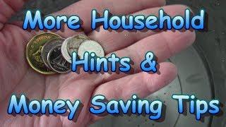 Download More Helpful Hints & Money Saving Tips Video
