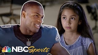 Download 10 Year Old Stumps NFL Stars Video