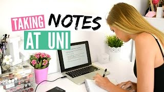 Download How To Take Notes At Uni + Stationery Haul (Back to School) Video