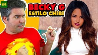 Download COMO DIBUJAR A BECKY G ESTILO CHIBI Video
