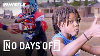 Download 7-Year-Old Football PHENOM | Dashaun 'FLASH' Morris Highlights Video