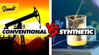 Download CONVENTIONAL VS SYNTHETIC MOTOR OIL - How it Works | SCIENCE GARAGE Video