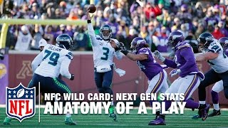 Download Russell Wilson Makes Magic In NFC Wild Card Playoff! | Next Gen Stats: Anatomy of a Play | NFL Video