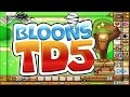 Download BLOONS TOWER DEFENSE 5 - MOAB BALLOONS TERRIFY ME Video