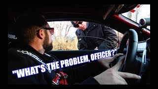 Download Getting PULLED OVER In My 1100hp DRAG CAR!! (Too Much Freedom) Video