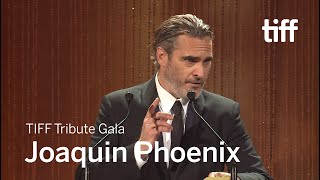 Download TIFF Tribute Gala Joaquin Phoenix | TIFF 2019 Video
