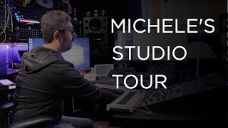 Download Michele's Studio Tour - Into The Lair #161 Video