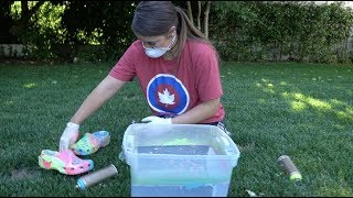 Download Hydro Dipping A Pair of Crocs Video