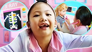 Download Barbie DOCTOR Pretend Play !Toy Hospital and Ambulance Video