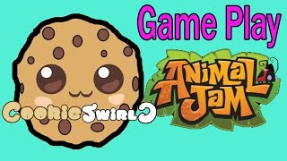 Download Cookieswirlc Animal Jam Online Game Play with Cookie Fans !!!! Random Fun Party Video Video