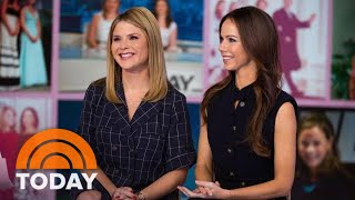 Download Jenna Bush Hager And Barbara Bush On Grandparents' Love Story And More | TODAY Video