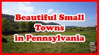 Download 5 Most Beautiful Small Towns in Pennsylvania | US Travel Guide Video